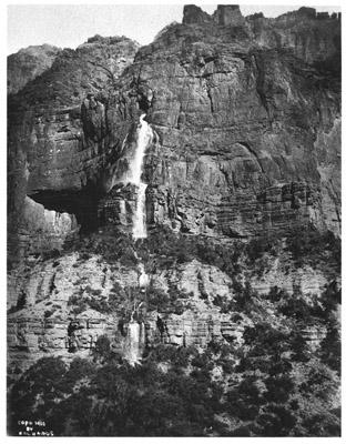 Emery Kolb  photo of Cheyava Falls.