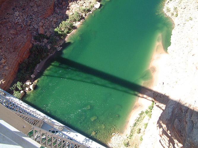 View from Navajo Bridge